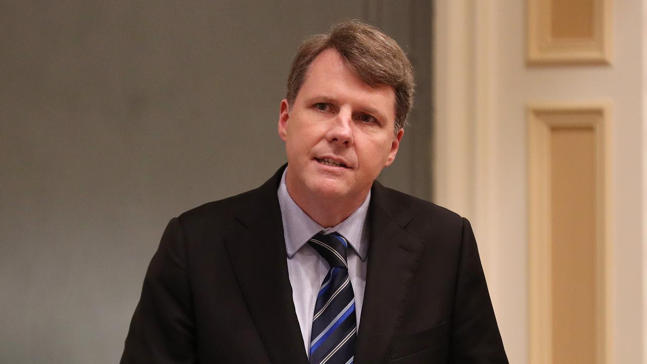 LNP Education spokesman Christian Rowan. Pic: Liam Kidston