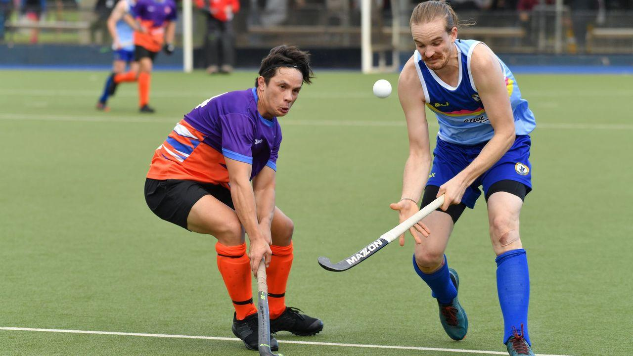 Hockey Queensland Championship action from Toowoomba. Pic: Annette Andrews, Annette's Action Shots.
