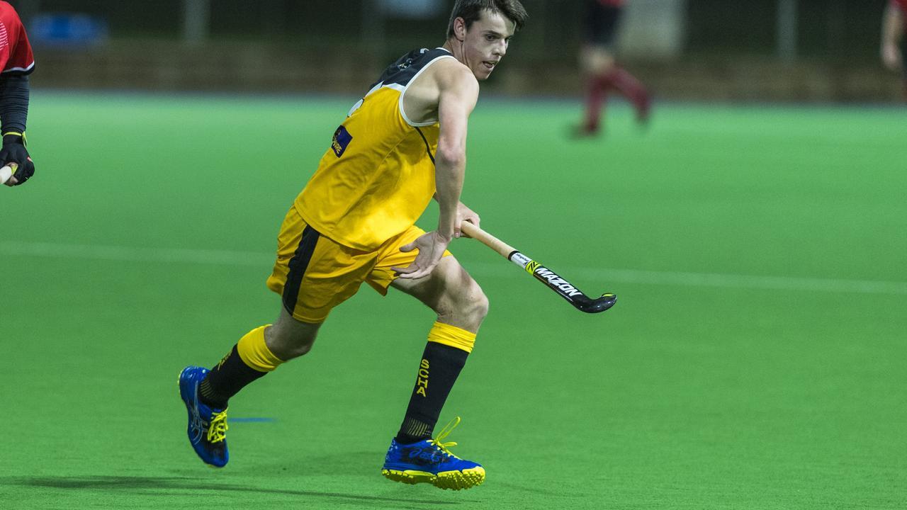Jack McKewen of Sunshine Coast against Rockhampton Picture: Kevin Farmer