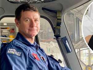 LifeFlight pilot recalls 'terrible' rescue of boy, 13