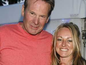 Newman 'devastated' by wife's sudden death