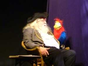 Pedro the Parrot will bring mate to U3A's next meet