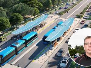 Residents have say on Nicklin Way as light rail corridor