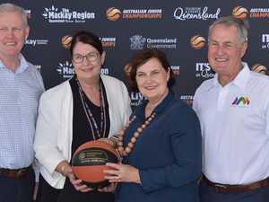 'Best of Australia' in Mackay for basketball championships