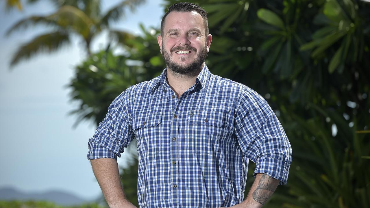 Federal Member for Herbert Phil Thompson. Picture: Matt Taylor