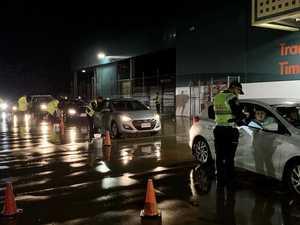 Police conduct more than 700 RBTs at North Mackay Bunnings
