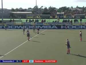 REPLAY:  Queensland Hockey State Championships - Gladstone v Toowoomba 2 (Women's)