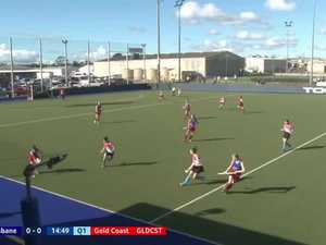 REPLAY: Queensland Hockey State Championships Grand Final - Gold Coast v Brisbane (Women)