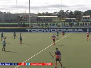 REPLAY: Queensland Hockey State Championships - Gold Coast v Fraser Coast (Men)