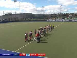 REPLAY: Queensland Hockey State Championships - Ipswich v Toowoomba 1 (Women)
