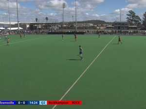 REPLAY: Queensland Hockey State Championships - Townsville v Rockhampton (Men)