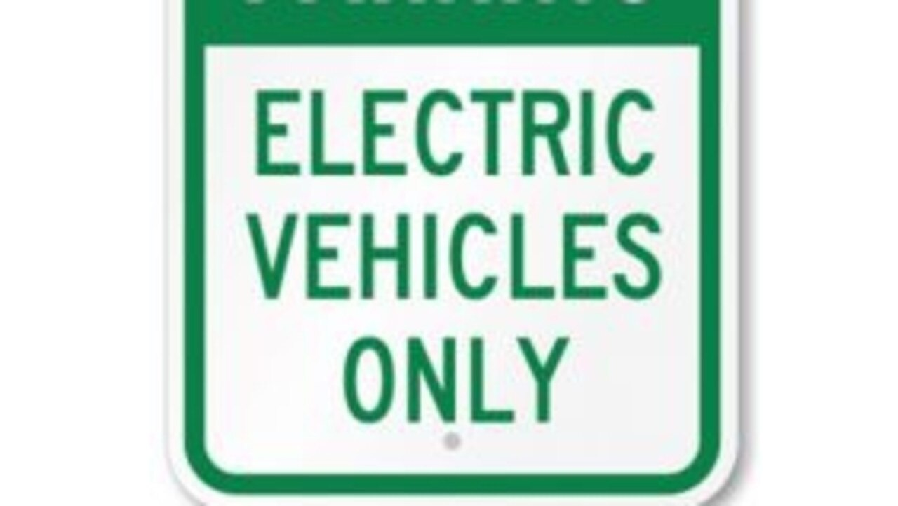 More electric vehicle only parking is one green proposal for Noosa.