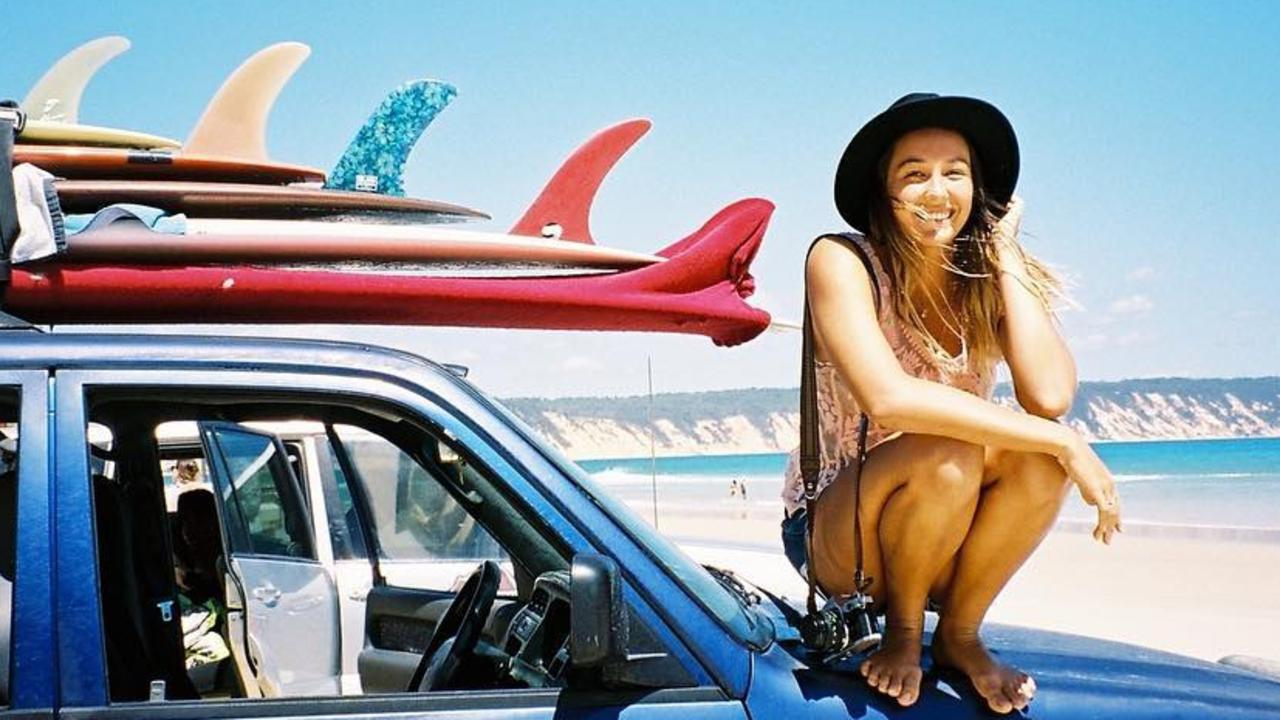 Eumundi longboarder Sierra Lerback is looking forward to taking her winning Gold Coast form into the Noosa Festival of Surfing which runs this month.