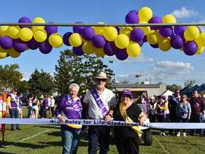 'Paint the Town Purple' this Friday for Cancer Council