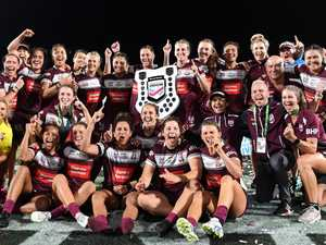 Save the date: Women's Origin to kick off on Coast again