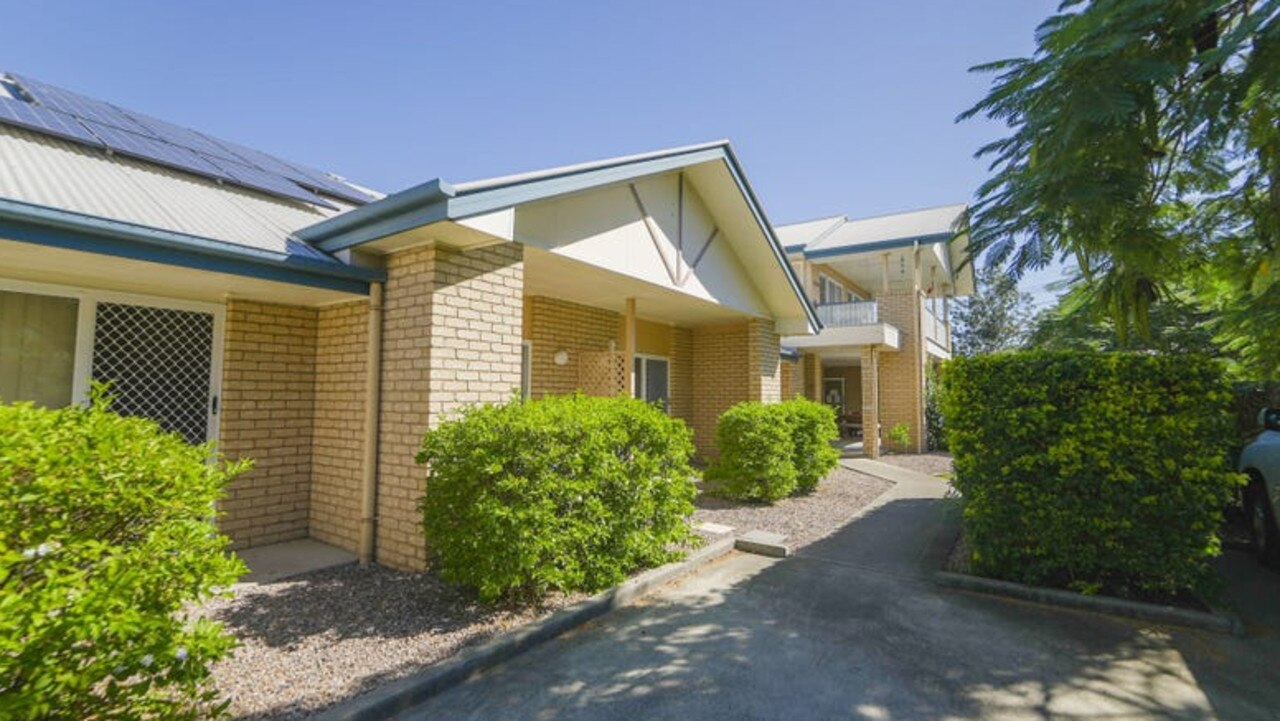 Booval retirement home Bergin Gardens has hit the market.