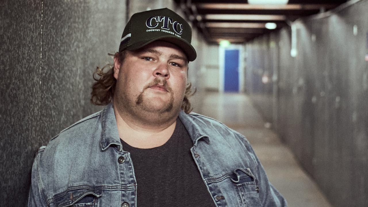 Australian country music singer Brad Cox will perform at Beef Australia on Wednesday night.