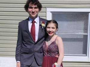 Teens killed on way to school prom