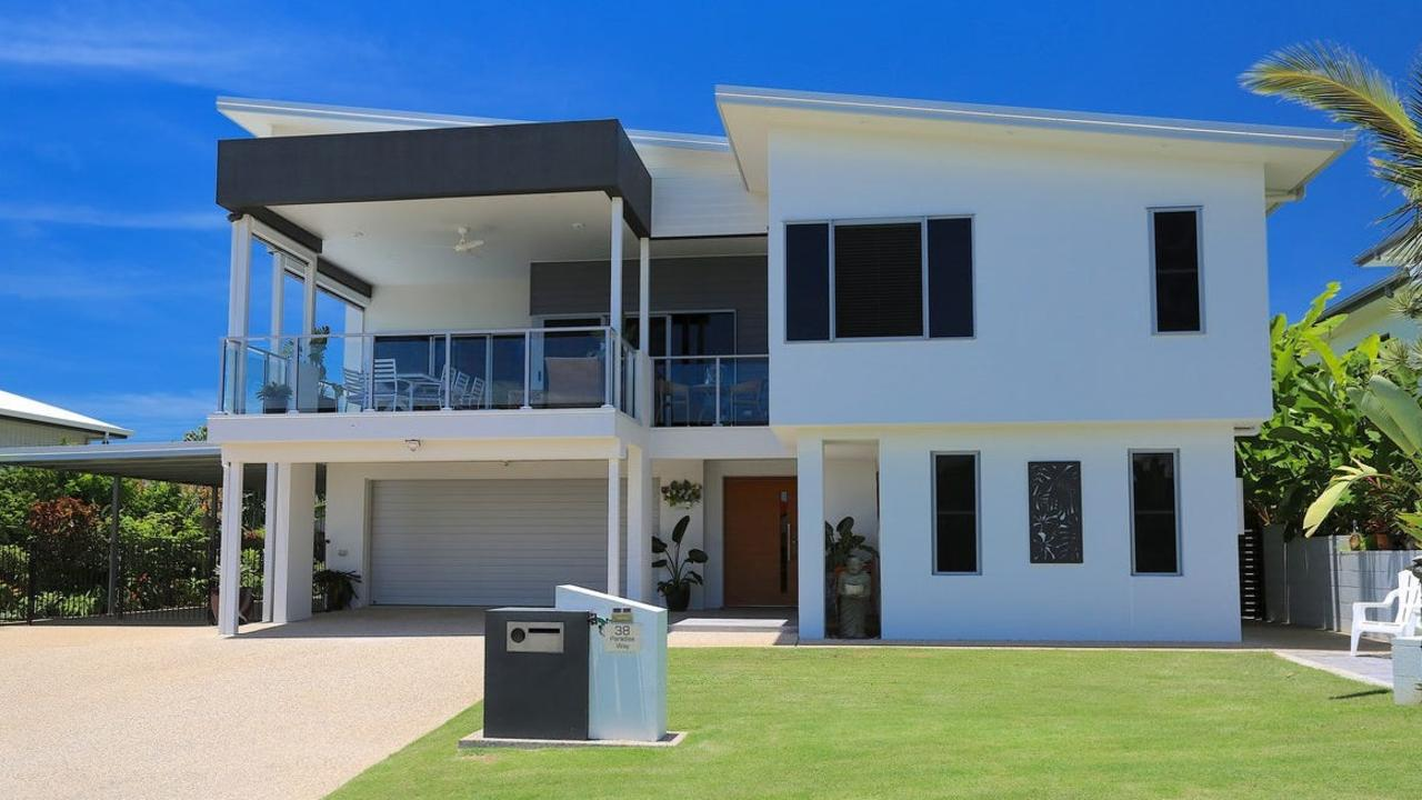 SOLD: 38 Paradise Way, Emu Park, sold for $925,000 on March 18. Picture: Contributed