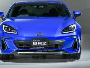 Subaru's new sports car on its way to Oz