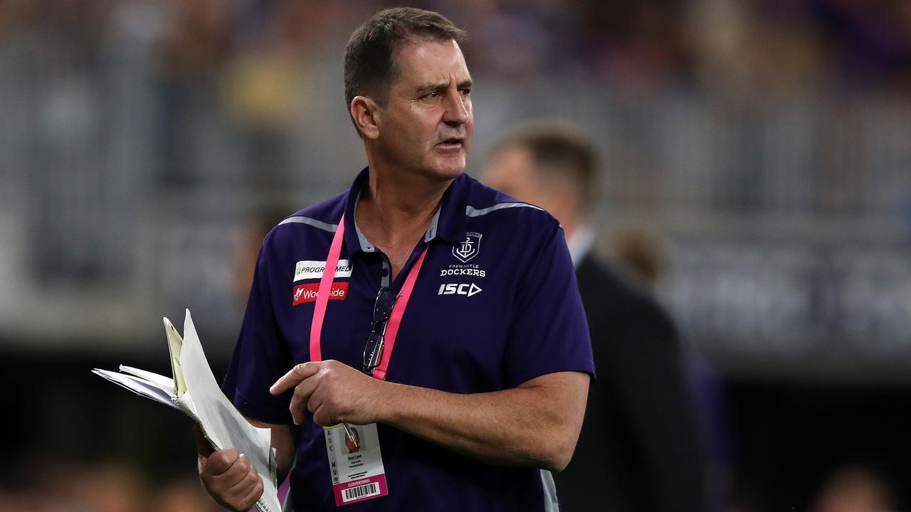 A little over 12 months since his last coaching gig, Ross Lyon says he may consider a return.
