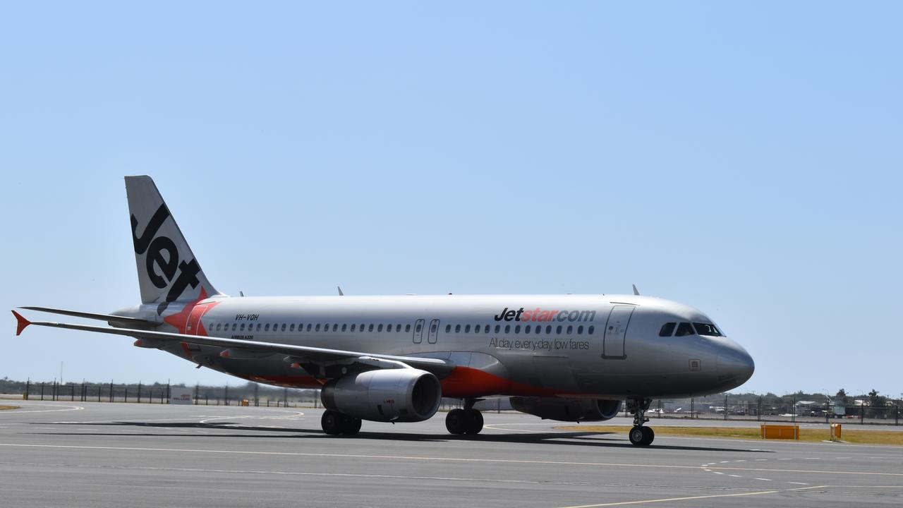 Flights to the Sunshine Coast Airport were one of the most popular locations.