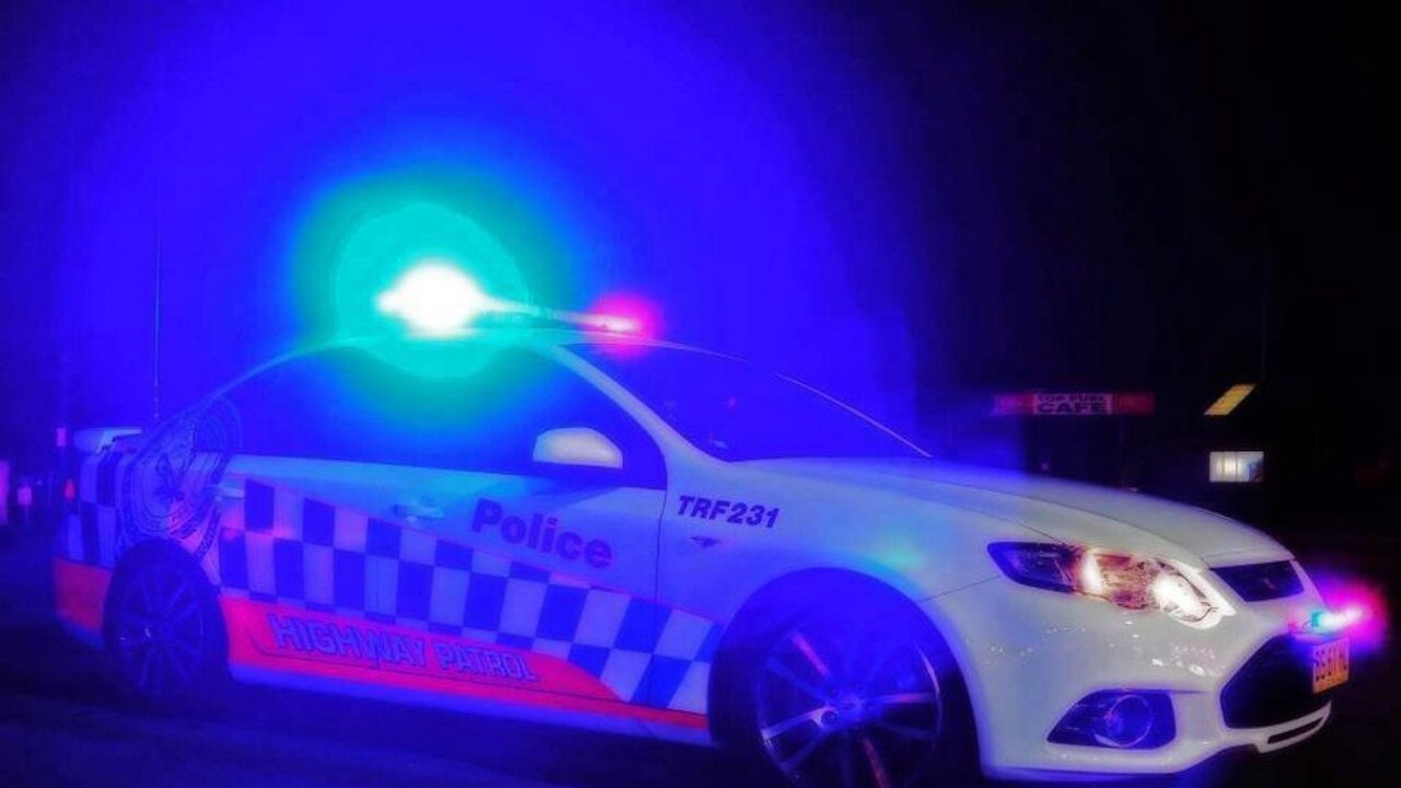 People run from scene after car crash on Warrego Highway at Hatton Vale (File Image).