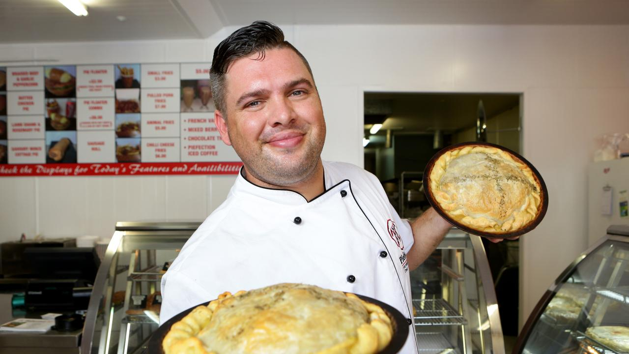 After supplying restaurants, function venues and butchers for more than a decade, a top chef has said goodbye to his successful pie business