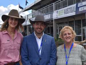 Crowds on track to break records after day one of Beef Aus