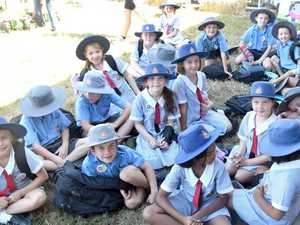 PHOTOS: CQ Schools visit Beef Australia's Kidzone
