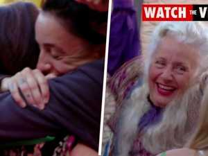 SJ and Mary have reentered the Big Brother house (Big Brother)