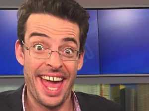 Q&A blunder that made Joe Hildebrand spit out breakfast