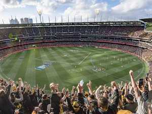 2021 AFL Grand Final date and time locked in