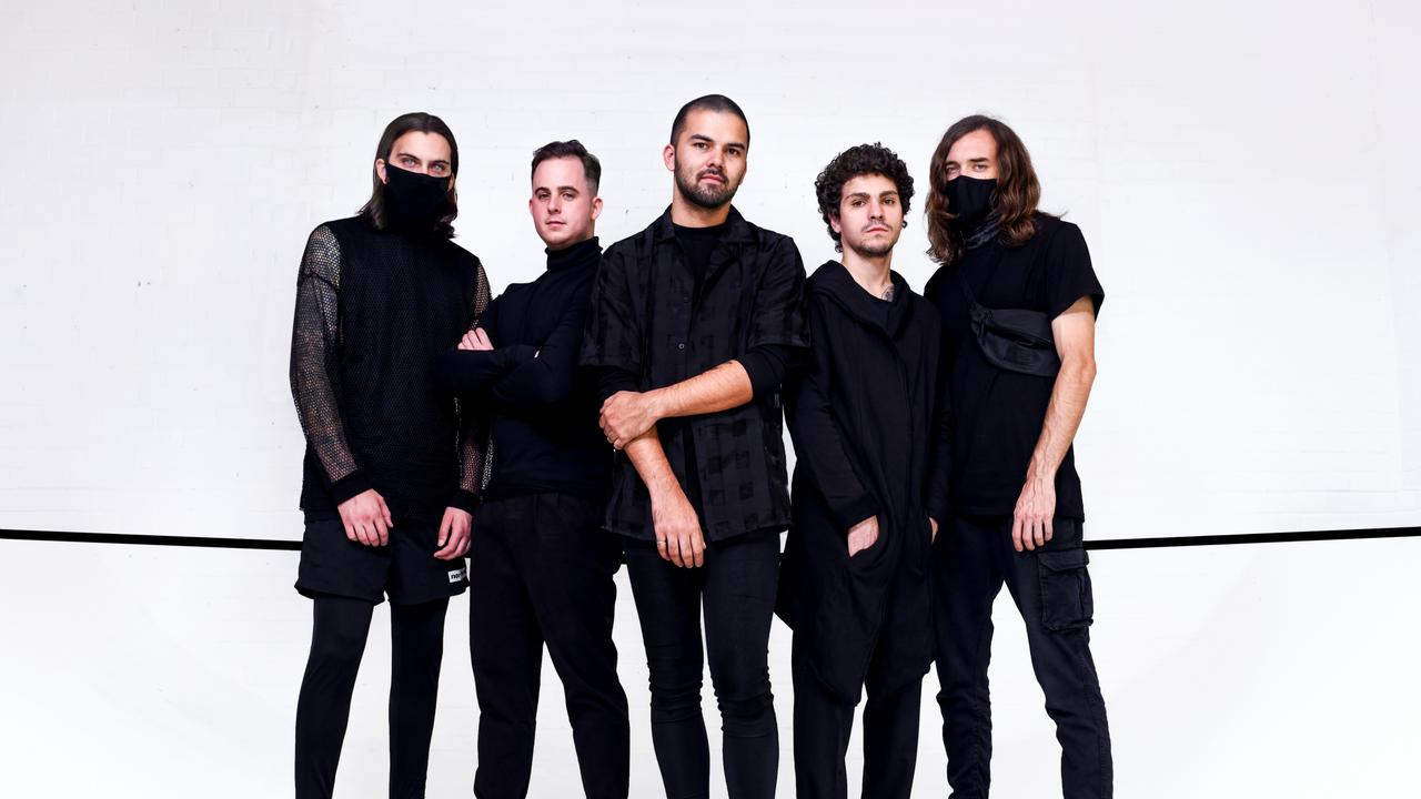 Northlane will headline the first show at Eleven Dive Bar. Picture: Supplied