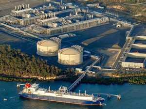 ACCC considers re-authorising Curtis Island LNG clause