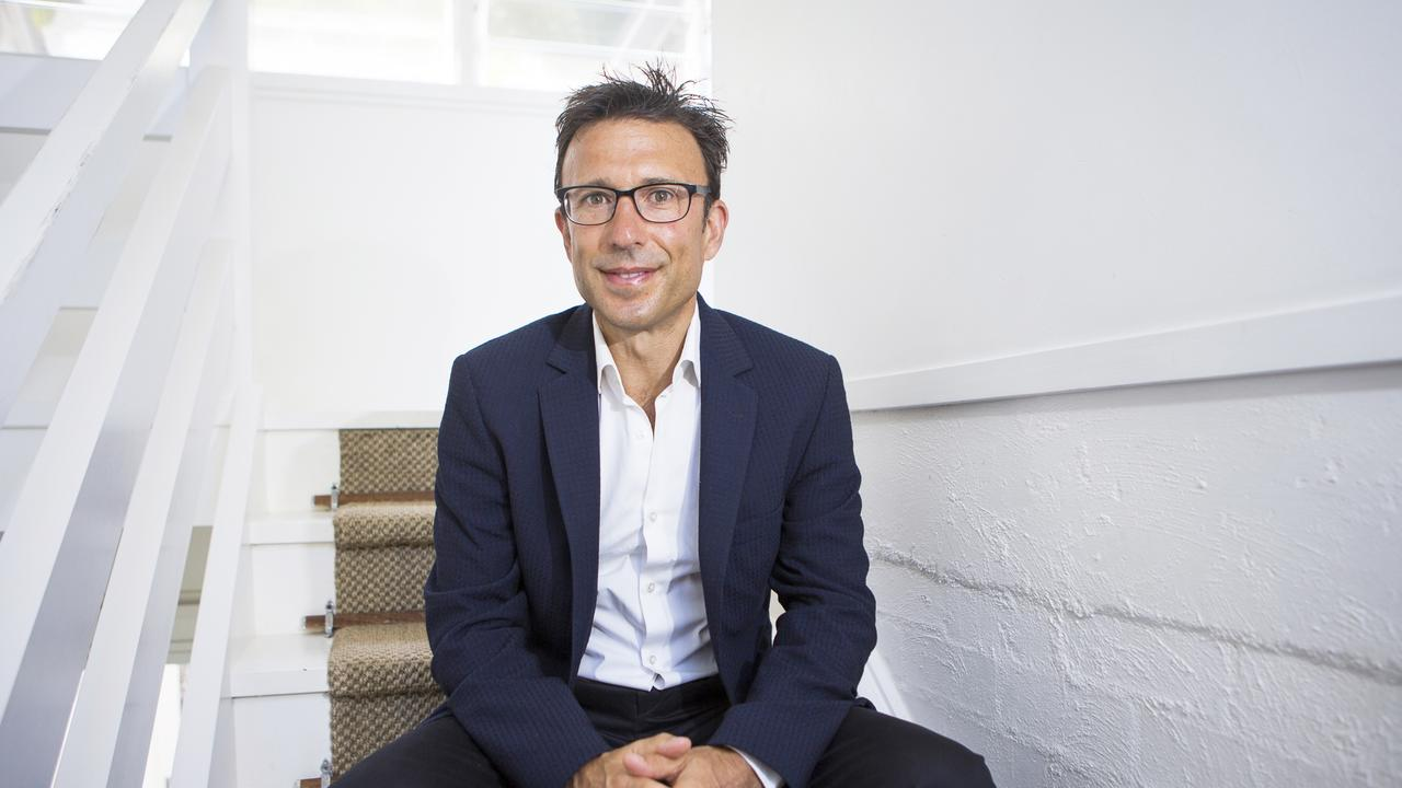 Jittery investors pushed listed technology leader Afterpay into the red on a tough day for the sector with a $19m block of its shares changing hands.