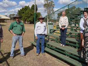 Clermont saleyards, showgrounds to get $3.2M transformation