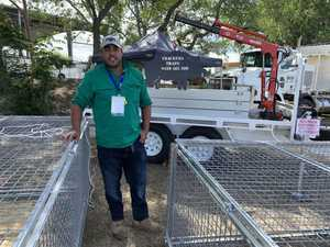Business brings homes the bacon with new feral pig trap