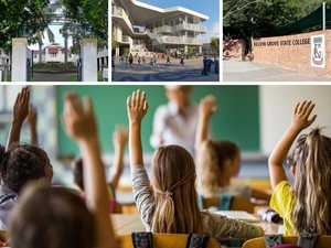 Enrolment explosion as Qld's fastest-growing schools named