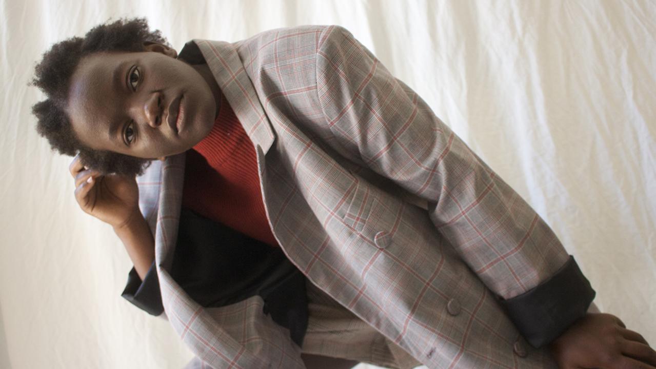 Gold Coast singer Beckah Amani won emerging artist and the Billy Thorpe Scholarship.