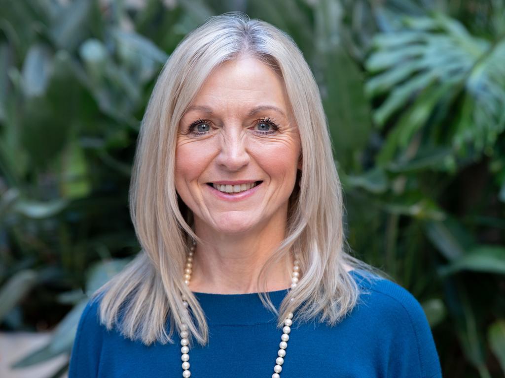 Mackay Hospital and Health Service Chief Executive Lisa Davies Jones.