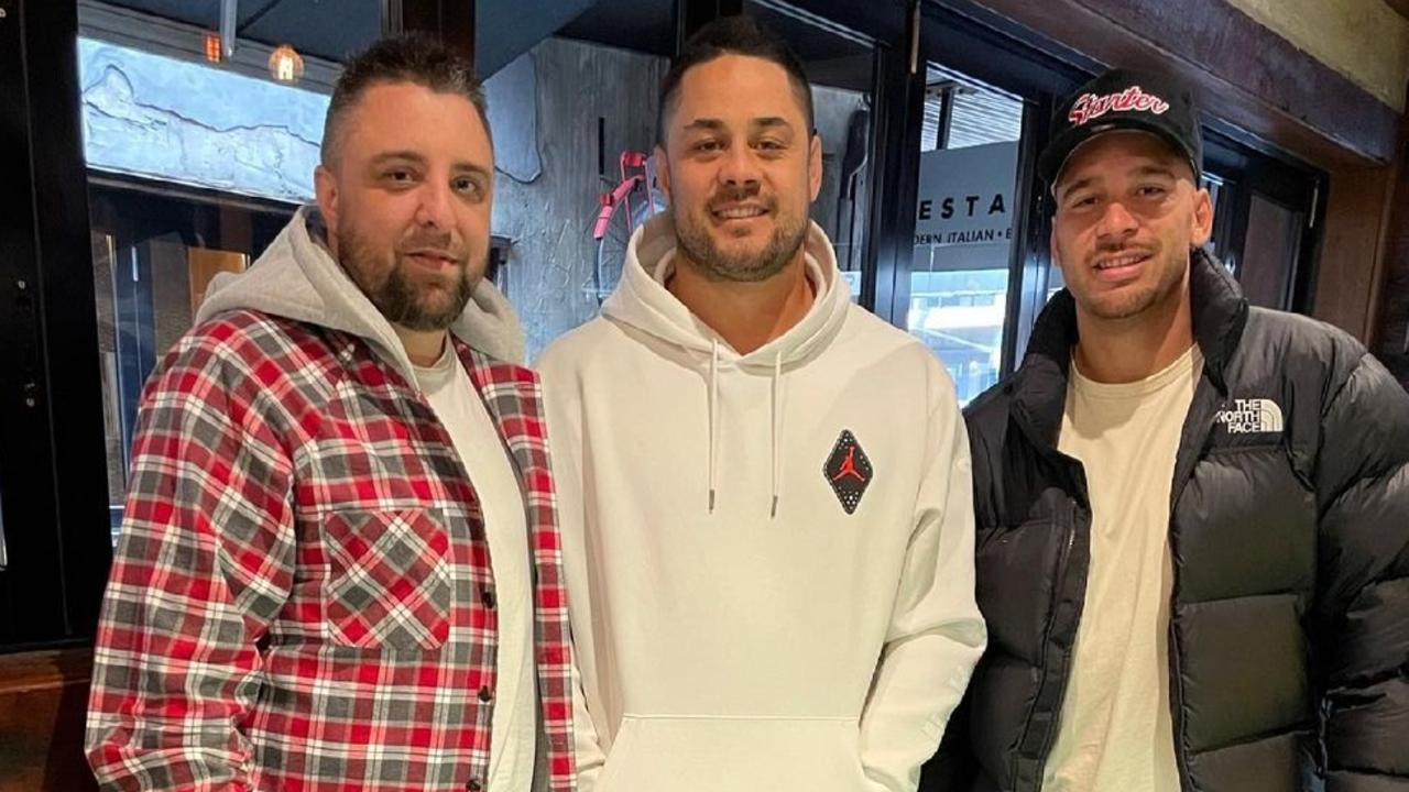 How Jarryd Hayne is spending final days of freedom before jail term