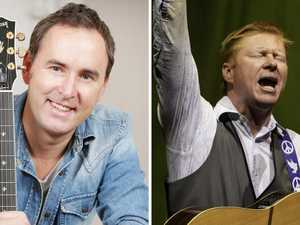 Hey Damien: Beatles hits on show in duo's new tour