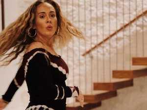 Adele stuns in rare new photos