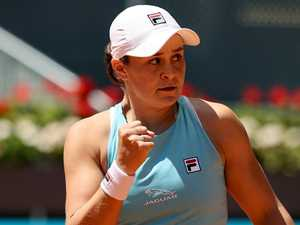 Barty claims revenge en route to Madrid Open final