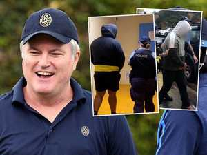 How MacGill was caught in $2m 'drug war' crossfire