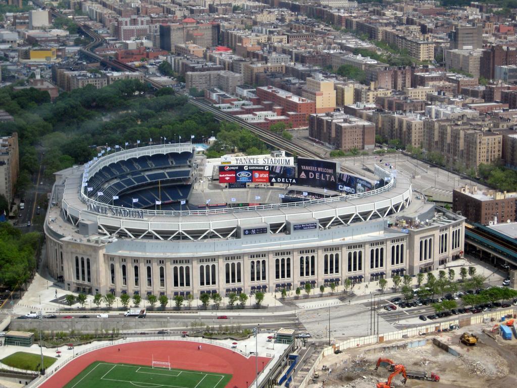 United States. Yankee Stadium. The Bronx. New York City. May 2010.