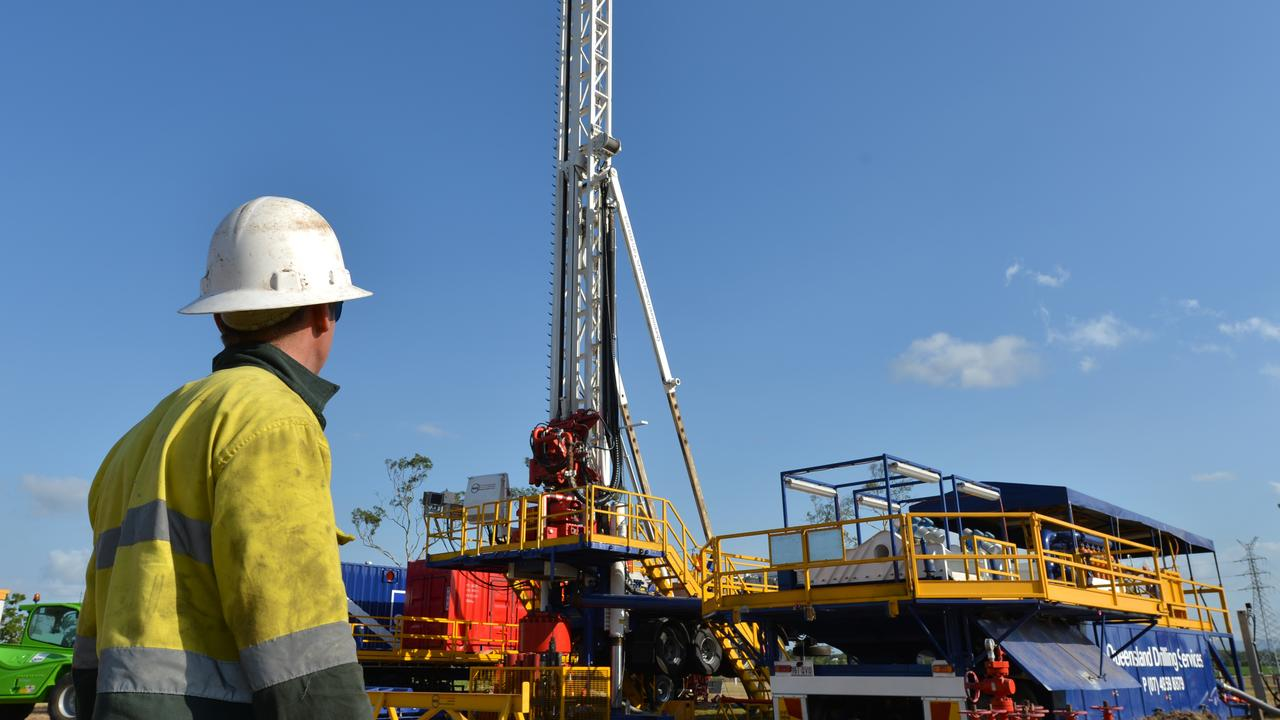Queensland gas fields will be gas to prevent a devastating shortage in the southern states within a decade. Picture: Lee Constable/Daily Mercury