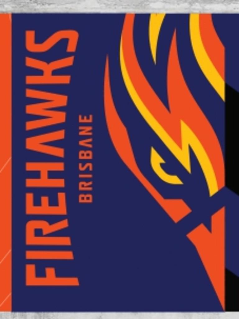 Brisbane Firehawks. Pictures: Supplied