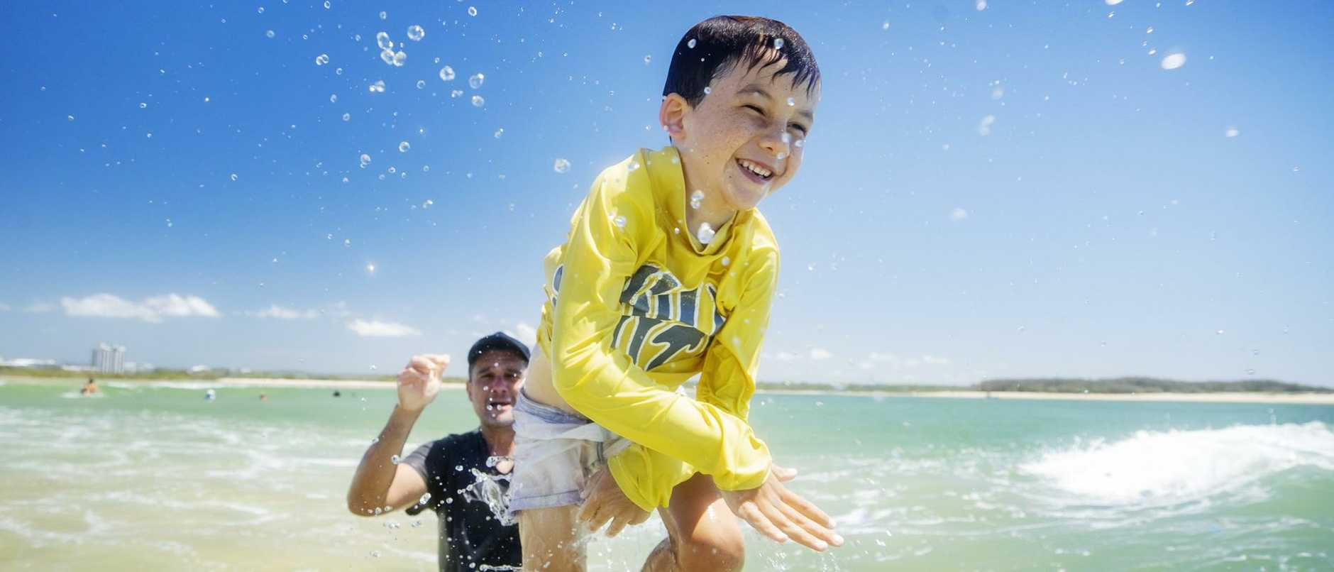 SEQ weather: Warm change for southeast Qld